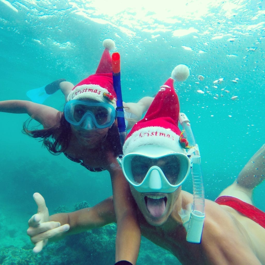 Christmas in the Gili Islands