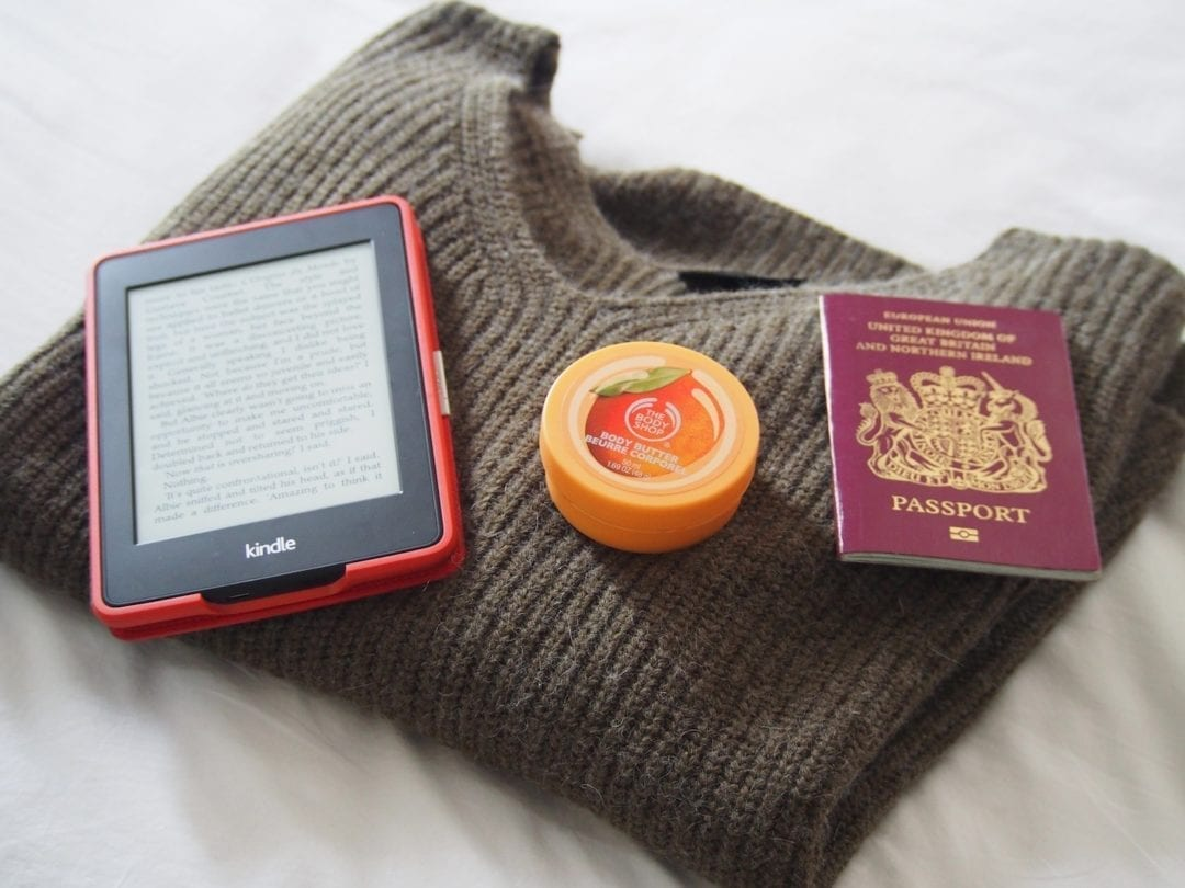 Travel Essentials For Long Haul Flights