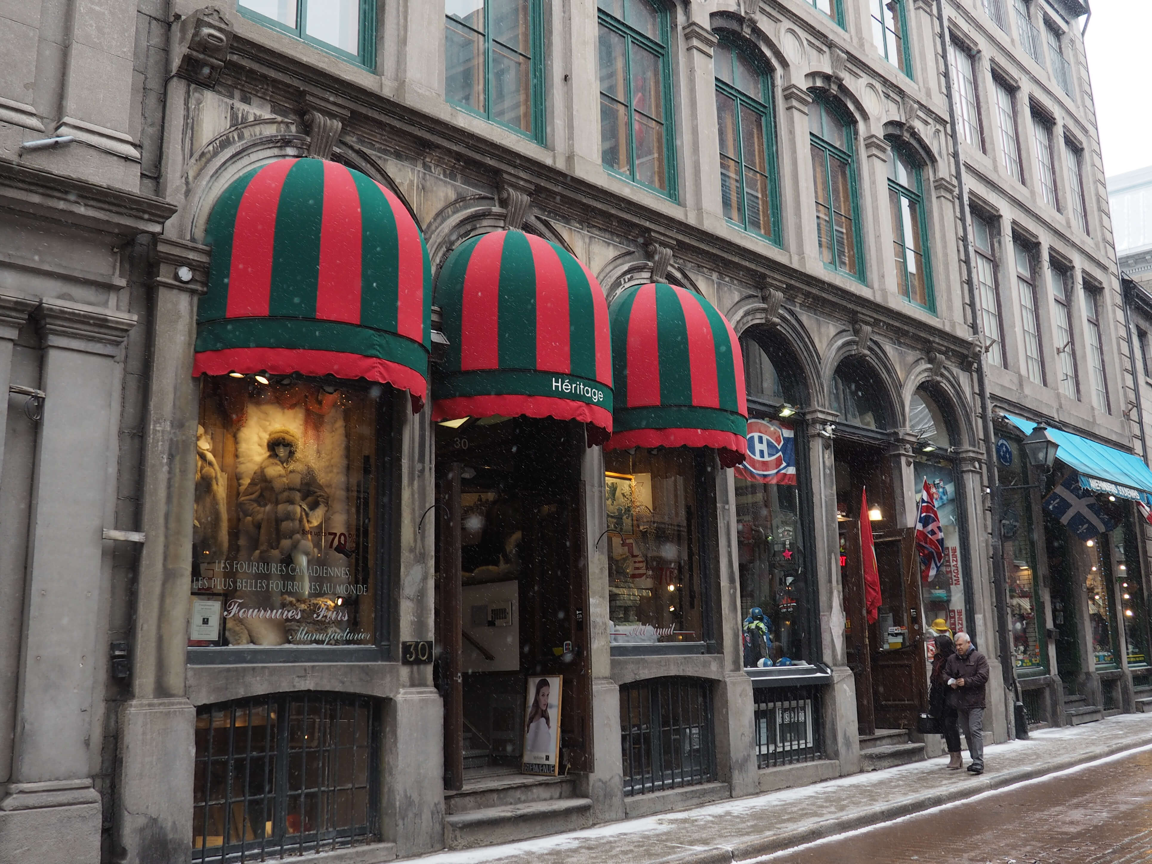Best shopping spots in Montreal