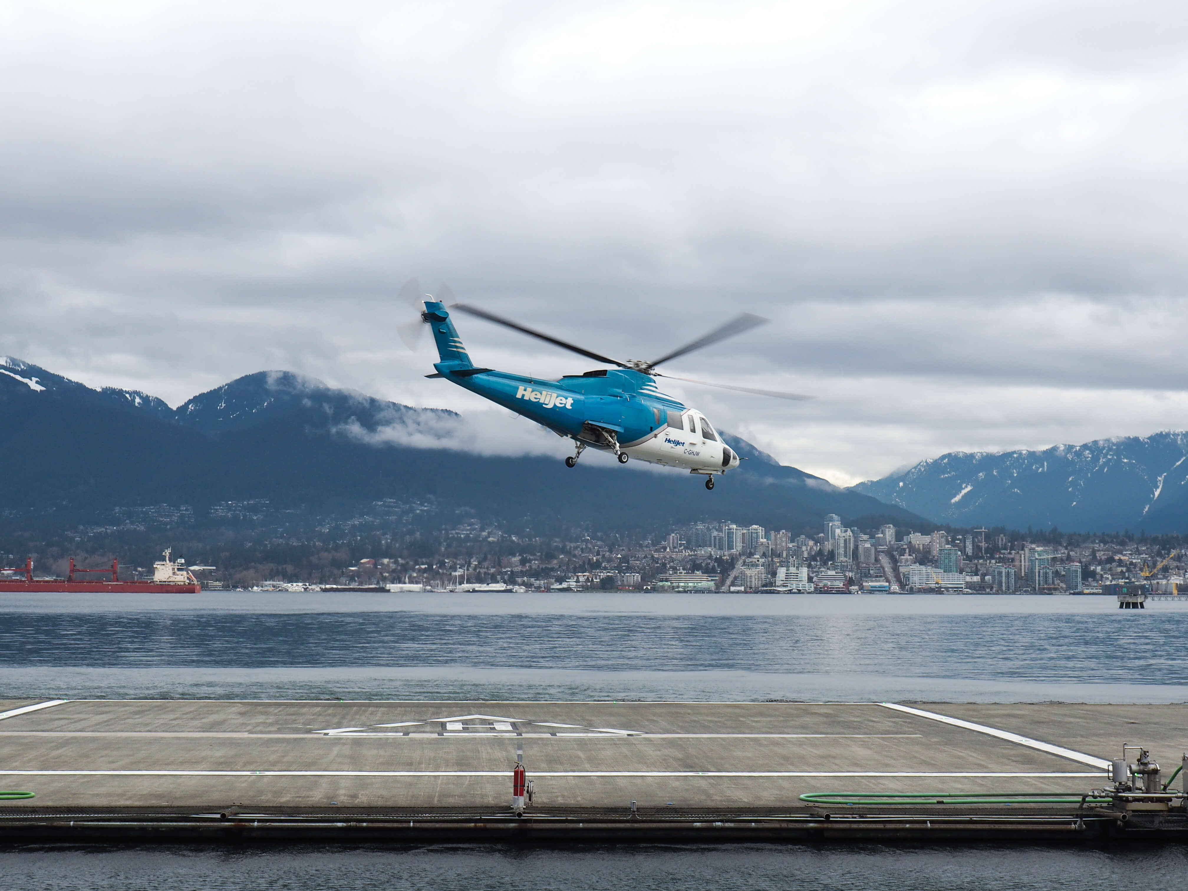 Getting from Vancouver to Victoria