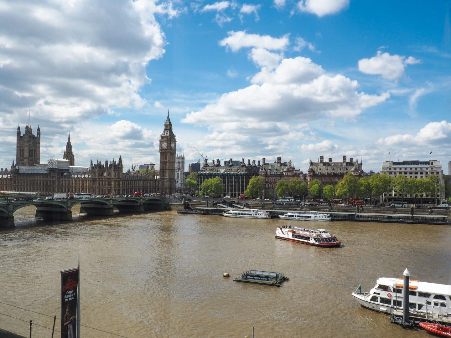 How To Spend A Girl's Weekend in London