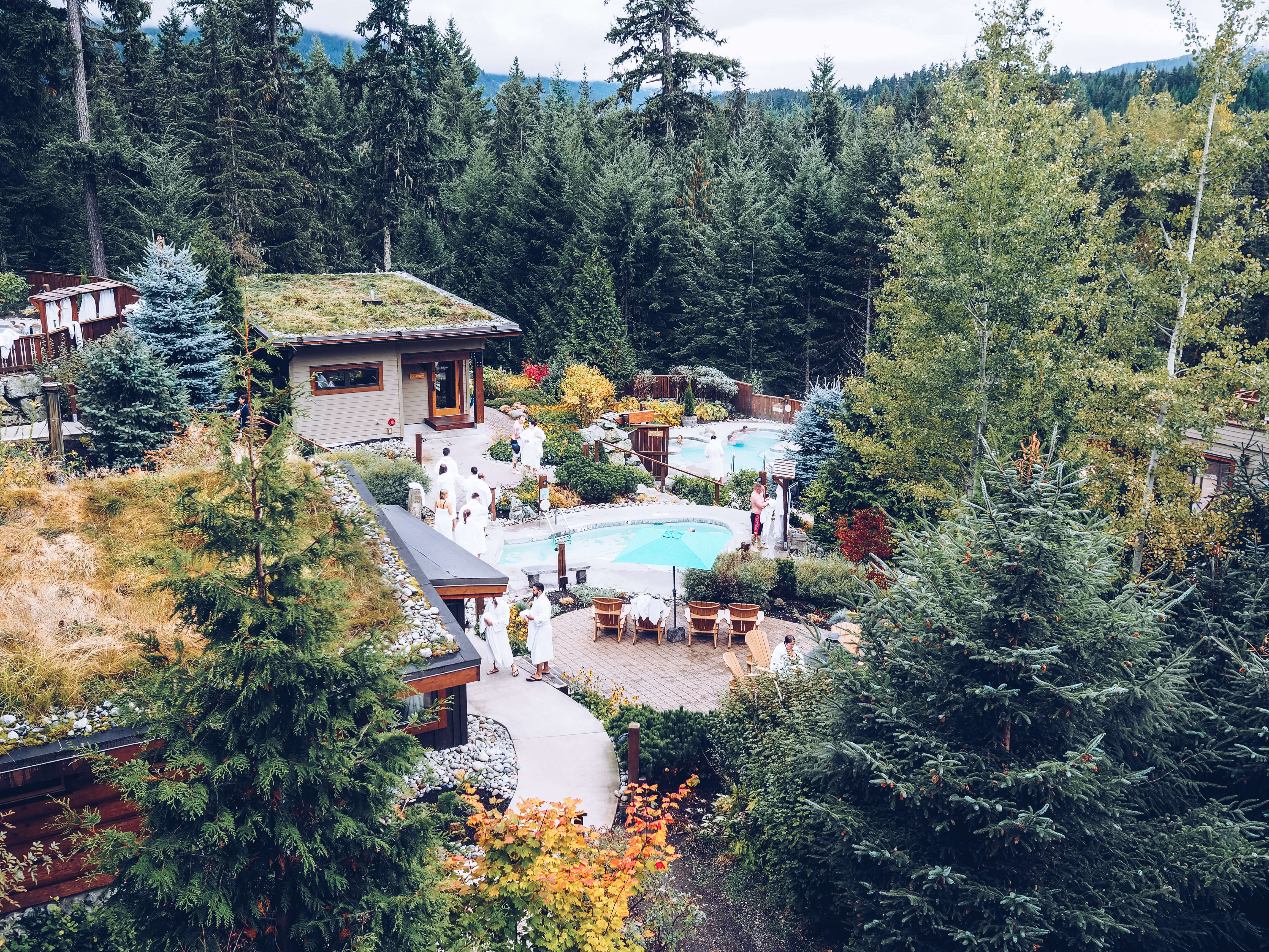 Luxury Weekend at The Chateau Whistler
