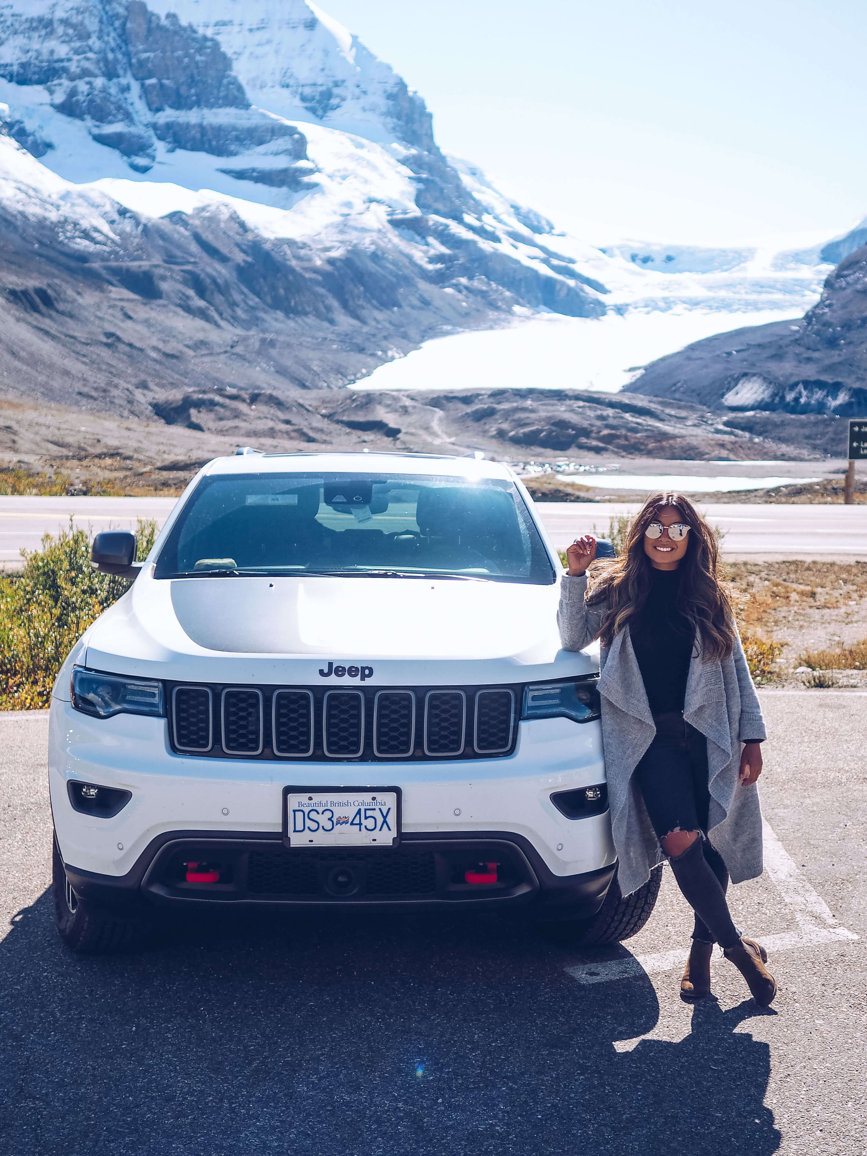 Jeep Grand Cherokee Trailhawk Features