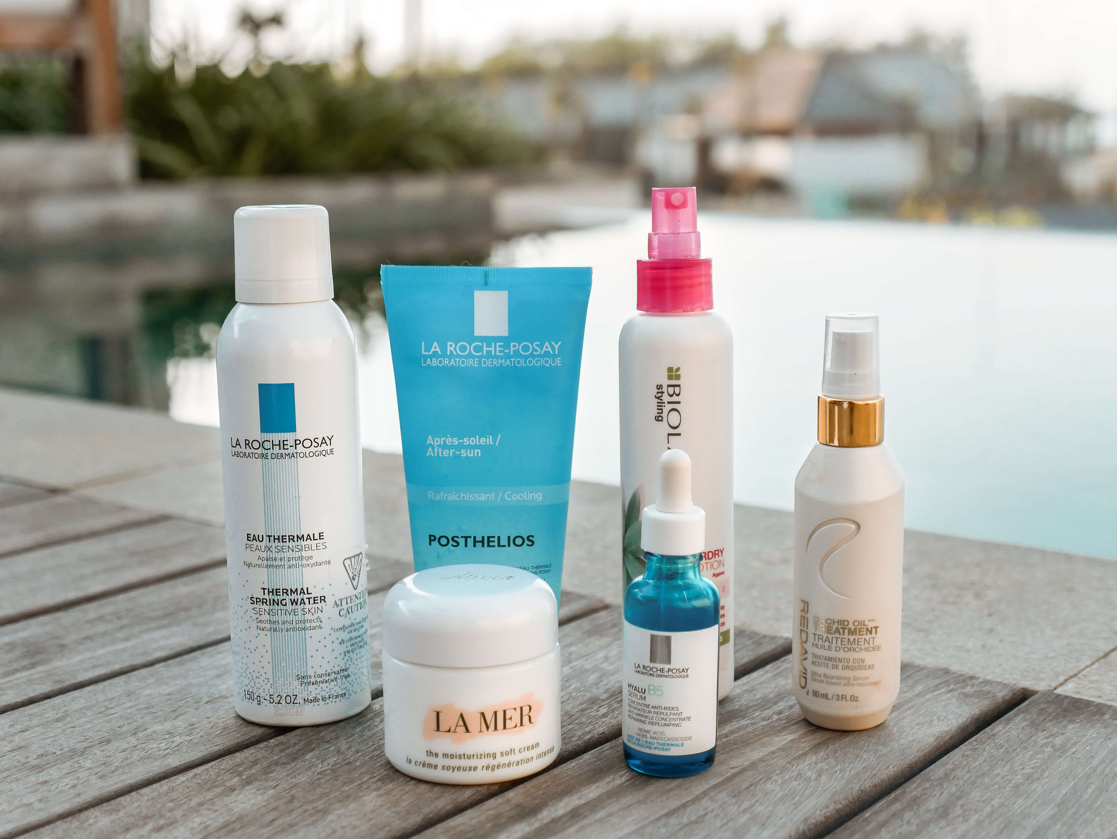 Beauty Essentials For A Tropical Holiday